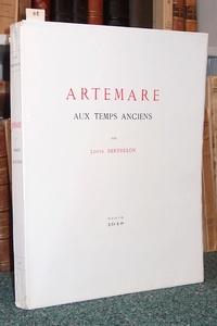 Livre ancien Savoie - Artemare aux temps anciens - Berthelon, Louis