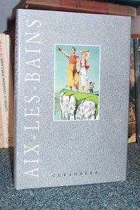 Livre ancien Savoie - Aix les Bains - Guide