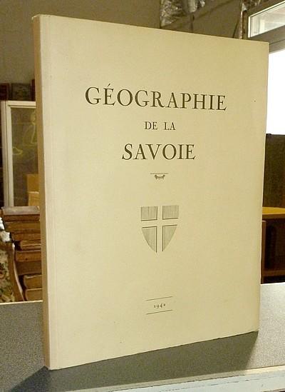 Livre ancien Savoie - Géographie du Département de la Savoie. Suivi d'un Abrégé historique - Roche, M & Planche, J.