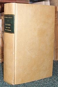 Livre ancien Savoie - De Lyon à Seyssel. Guide historique et pittoresque du voyageur en Chemin de... - Quinsonas, Comte de