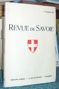 Livre ancien Savoie - 42 - Revue de Savoie, 2ème... - Revue de Savoie