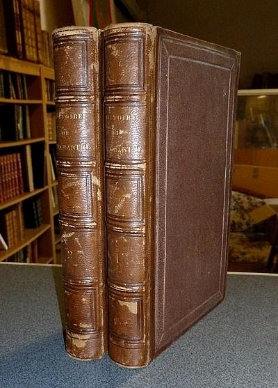 Livre ancien Savoie - Histoire de Sainte Chantal et de la visitation - Bougaud, Abbé Em.