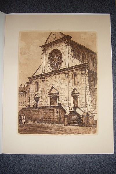 Livre ancien Savoie - Le vieil Annecy - Drevet, Joanny