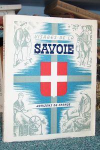 Livre ancien Savoie - Visages de la Savoie, « Collection provinciales » - Guichonnet & Morel & Ménabréa & Vesco