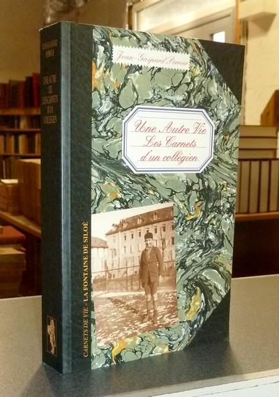 Livre ancien Savoie - Une autre vie. Les carnets d'un collégien. « La suite du Petiou » - Perrier, Jean-Gaspard
