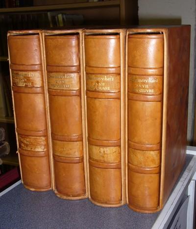Livre ancien - Beaumarchais 1732-1799, sa vie son oeuvre, mémoires et... - Beaumarchais, Caron de & Bompard, Jacques & Vox, Maximilien