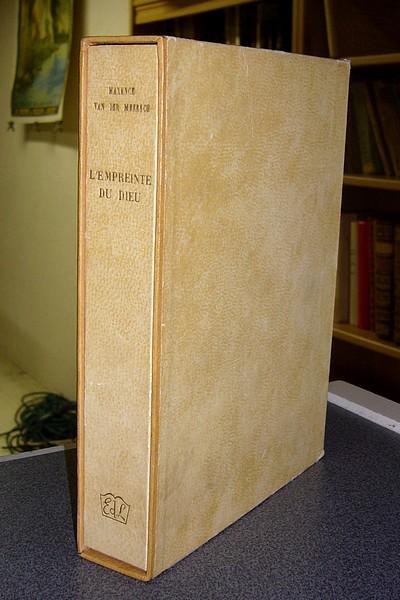 Livre ancien - L'empreinte du Dieu - Van Der Meersch, Maxence & Barret, Gaston