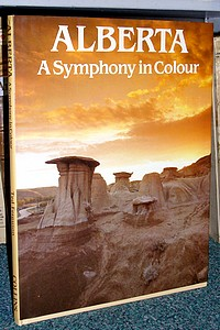 livre ancien - Alberta. A symphony in colour - Ferguson Ted