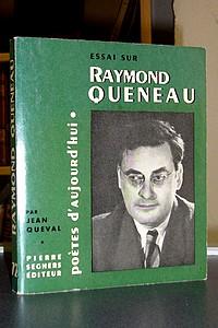 Livre ancien - Essai sur Raymond Queneau - Queval Jean