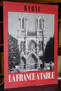 La France à Table, Marne, n° 114, mai 1965 - Revue