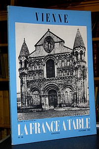 La France à Table, Vienne, n° 98, octobre 1962 - Revue