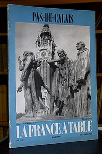 La France à Table, Pas-de-Calais, n° 110, octobre 1964 - Revue