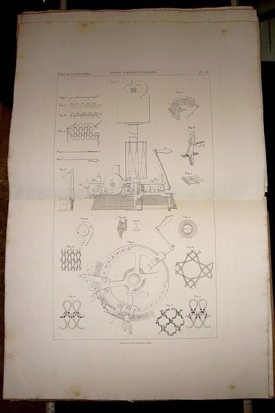 Livre ancien - Études sur les arts textiles à l'Exposition Universelle... - Alcan Michel