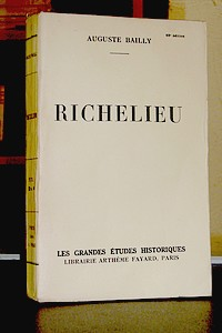 Richelieu - Bailly Auguste