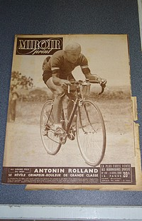Miroir Sprint N° 199 du 3 avril 1950 -