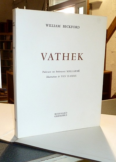Vathek - Beckford, William & Van Hamme