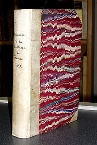 Livre ancien - Annuaire de la Noblesse de France et des Maisons... - Borel, d'Hauterive
