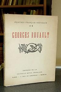 Livre ancien - Georges Rouault. Peintres français nouveaux N° 8... - Anonyme