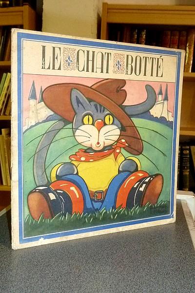 Livre ancien - Le Chat Botté - Mallet, Béatrice