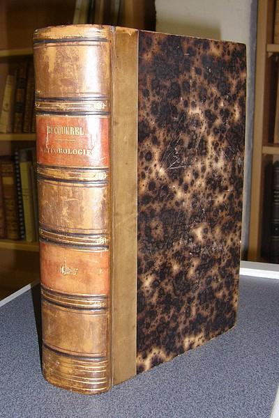 Livre ancien - Eléments de Physique terrestre et de Météorologie - Becquerel, Antoine César & Becquerel, Alexandre Edmond