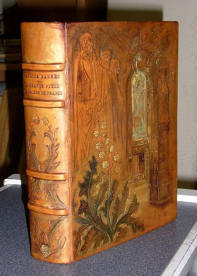 Livre ancien - La grande pitié des Églises de France (avec une lettre et... - Barrès, Maurice