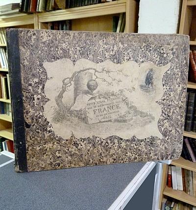 Livre ancien - Petit Atlas National des départemens de la France et de... - Monin V.