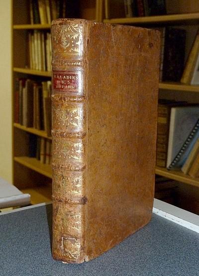 Livre ancien - Traité des maladies des enfans, auquel on a joint les... - Underwood, D.M.