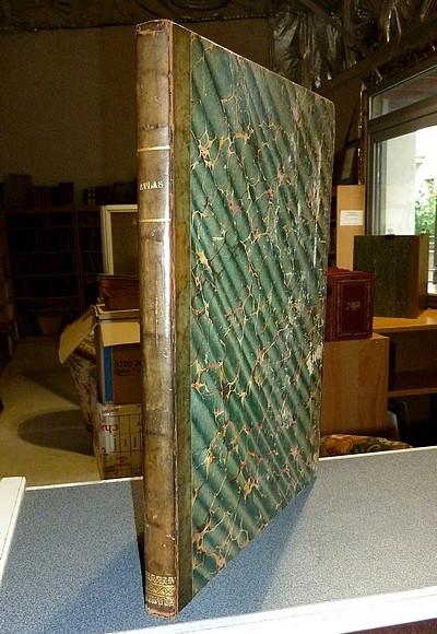 Livre ancien - Atlas, 4e partie du Dictionnaire des Pêches. Traité... - Baudrillard
