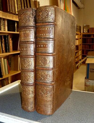 Livre ancien - Historia Hepatica, Seu Theoria ac Praxis omnium Morborum... - Bianchi, Joan. Baptistae