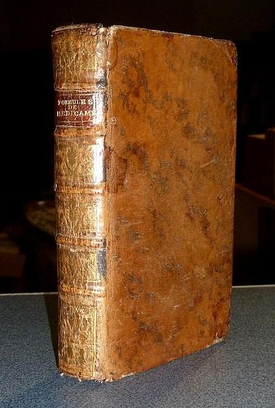 Livre ancien - Formules de Médicamens, usitées dans les différens... - Anonyme