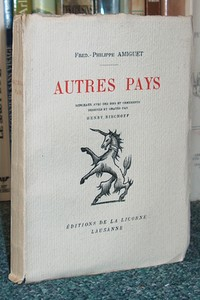 Autres pays - Amiguet Fred-Philippe & Henry Bischoff