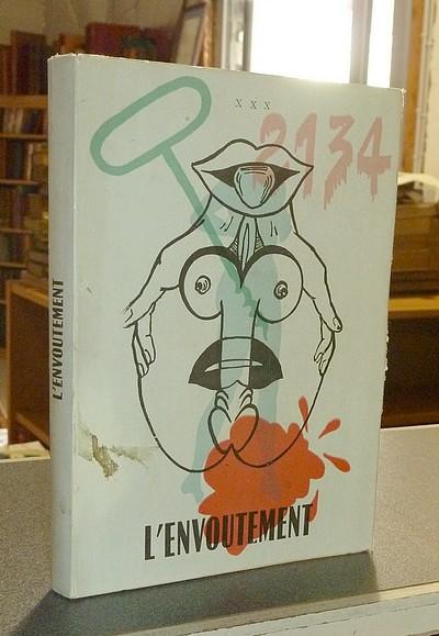 Livre ancien - L'envoutement - Anonyme (Anselme Louis Viaud pseudonyme de Jouand ou Jouhand Marcel)