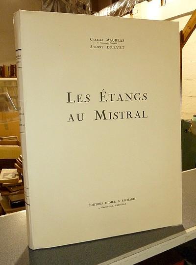 Les Tangs Au Mistral Exemplaire Sur Grand Annam Avec Suite Des Eaux Fortes Et