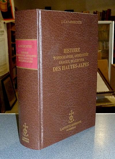 Livre ancien - Histoire, topographie, antiquités, usages, dialectes des... - Ladouette, J.-C.-F.