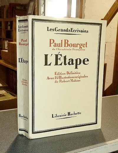 L'étape - Bourget, Paul