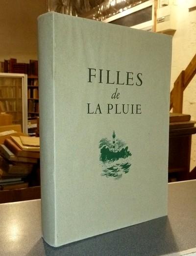 Livre ancien - Filles de la pluie. Scènes de la vie Ouessantine - Savignon, André & Perraudin