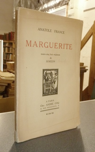 Marguerite - France, Anatole