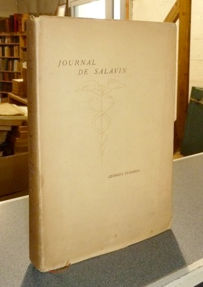 Journal de Salavin (édition originale) - Duhamel, Georges