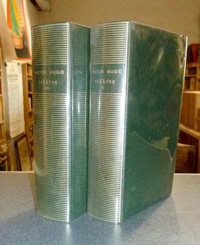 Le Beau Livre Hugo Victor Theatre 2 Volumes