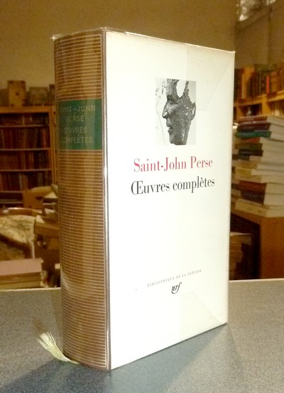 Oeuvres complètes - Saint-John Perse