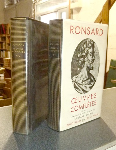 Oeuvres complètes (2 volumes) - Ronsard