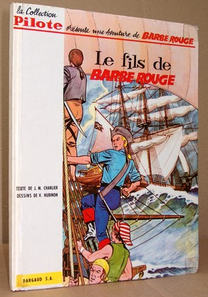 Livre ancien - Barbe-Rouge N° 3 - Le... - Hubinon, Victor - Charlier, Jean-Michel