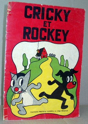 Cricky et Rockey - Rigot, Robert