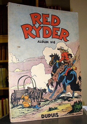 Red Ryder - Album n° 6 - Harman, Fred - Harman, Fred