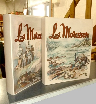 La Mousson (2 volumes) - Bromfield? Louis & Fouqueray, Charles