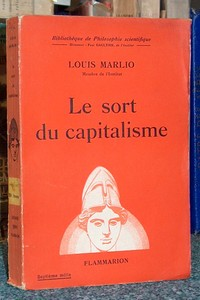 Le sort du Capitalisme - Marlio Louis
