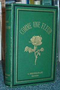 Livre ancien - Comme une fleur. Autobiographie - Viguerie, Auguste de