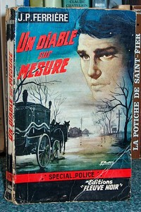 Un diable sur mesure - Ferriere, J.P.