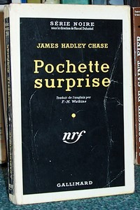 Pochette surprise - Chase, James Hadley