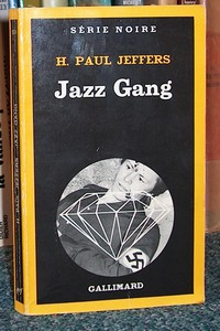 Jazz gang - Jeffers, Paul H.